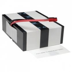 Tripp Lite Cartucho de Baterías de Reemplazo 2U para UPS, Negro/Gris