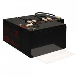Tripp Lite Batería de Reemplazo para No Break RBC48-SUTWR, 48V