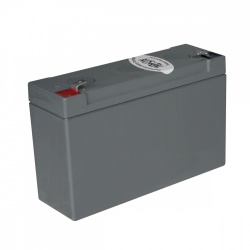 Tripp Lite Batería de Reemplazo para No Break RBC52, 6V