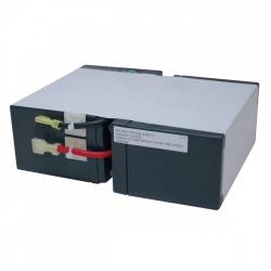 Tripp Lite Cartucho de Baterías de Reemplazo con 2 Baterías, para UPS SmartPro, 24V