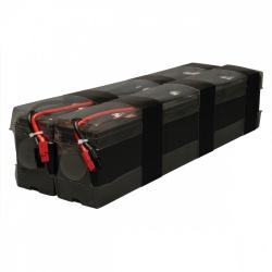 Tripp Lite Cartucho de Baterias de Reemplazo para UPS RBC96-2U, 72V