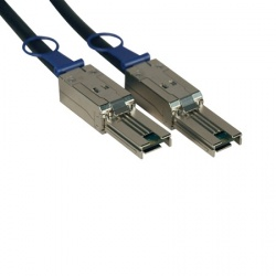 Tripp Lite Cable Mini-SAS Macho - Mini-SAS Macho, 1 Metro, Negro