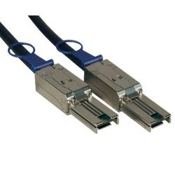 Tripp Lite Cable Mini-SAS Macho - Mini-SAS Macho, 3 Metros, Negro