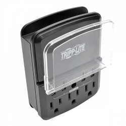 Tripp Lite Supresor de Picos SK34USBB, 3 Contactos, 4x USB, 540 Joules