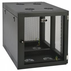 Tripp Lite Gabinete para rack SmartRack, 12U, hasta 225kg, Negro