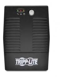 No Break Tripp Lite Interactivo Ultracompacto Serie AVR, 300W, 600VA, Salida 120V