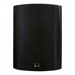 TruAudio Bocina par Exteriores OL-70V-6BK, Alámbrico, 50W RMS, Negro