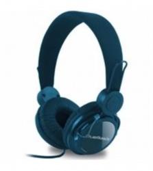 True Basix Audífonos TB-02003, Alámbrico, 1.2 Metros, 3.5mm, Azul