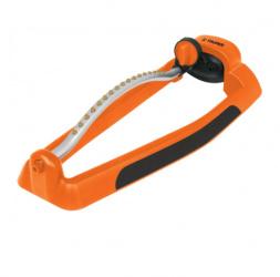 Truper Aspersor Oscilatorio OSCI-17, 17 Boquillas, Naranja/Negro