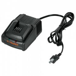 Truper Cargador de Baterías Ión de Litio 12V/20V CAR-INA2, Negro