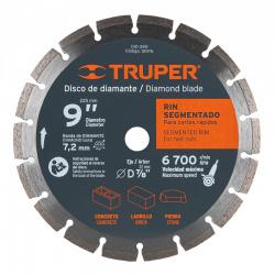 Truper Disco para Máquinas Eléctricas DID-390, 9