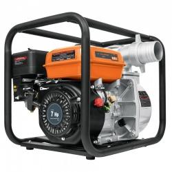 Truper Motobomba MOTB-3, 900L/min, 5219W, Negro/Naranja