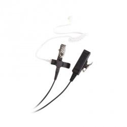 txPRO Micrófono con Solapa para Radio TX-880-M12, M12, Negro, para Motorola
