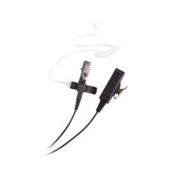 txPRO Micrófono con Solapa para Radio TX-880-NK02, NK02, Negro, para Eads/Nokia