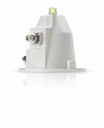 Ubiquiti Networks Kit de Montaje para Antena AF-5G-OMT-S45, Blanco