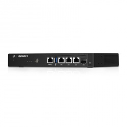 Router Ubiquiti Networks con Firewall EdgeRouter 4, Alámbrico, 3x RJ-45, 1x USB 3.0