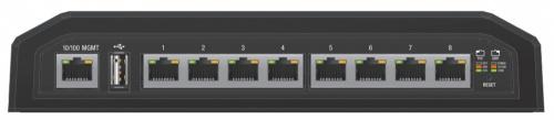 Switch Ubiquiti Networks Gigabit Ethernet EdgeSwitch, 8 Puertos 10/100/1000Mbps - Gestionado
