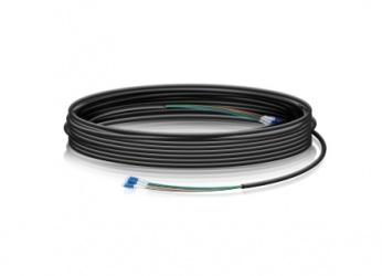 Ubiquiti Networks Cable Fibra Óptica LC Macho - LC Macho, 60.96 Metros, Negro