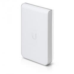 Access Point Ubiquiti Networks UniFI AC IN-WALL, 1300 Mbit/s, 3x RJ-45, 2.4/5GHz, 5 Piezas