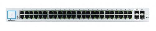 Switch Ubiquiti Networks Gigabit Ethernet UniFi US-48, 48 Puertos 10/100/1000Mbps + 2 Puertos SFP + 2 Puertos SFP+, 140 Gbit/s - Gestionado