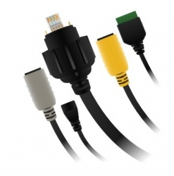 Ubiquiti Networks Cable para Cámara UVCPRO, mFi, RJ-45, Negro