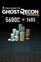 Tom Clancy's Ghost Recon Wildlands, 7285 Créditos, Xbox One ― Producto Digital Descargable