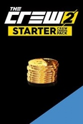 The Crew 2: Starter Crew Credits Pack, Xbox One ― Producto Digital Descargable