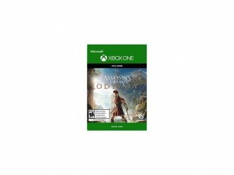 Assassins Creed Odyssey Standard Edition, Xbox One ― Producto Digital Descargable