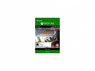The Division 2 Warlords of New York Edition, para Xbox One ― Producto Digital Descargable
