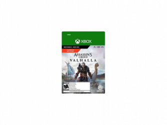 Assassin's Creed Valhalla Standard Edition, Xbox One ― Producto Digital Descargable