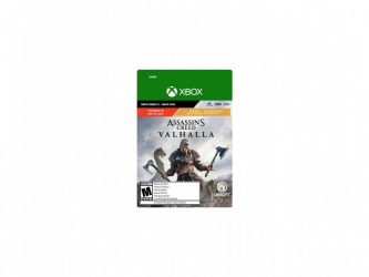 Assassin's Creed Valhalla Gold Edition, Xbox One ― Producto Digital Descargable
