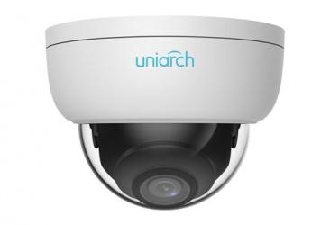 Uniarch Cámara IP Domo IR para Exteriores IPC-D114-PF28, Alámbrico, 2560 x 1440 Pixeles, Día/Noche