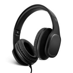 V7 Audífonos HA701-3NP, Alámbrico, 1.8 Metros, 3.5mm, Negro