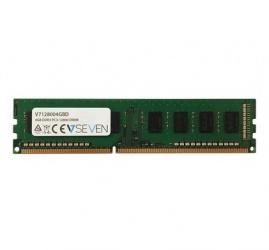 Memoria RAM V7 V7128004GBD DDR3, 1600MHz, 4GB, Non-ECC, CL11