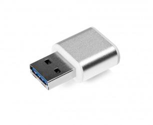 Memoria USB Verbatim Mini Metal, 32GB, USB 3.0, Plata