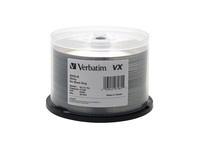 Verbatim Torre de Discos Virgenes DVD-R, 4.7GB, 16x, Superficie Imprimible