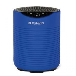 Verbatim Bocina Portátil 98592, Bluetooth, Inalámbrico, Azul, Resistente al Agua