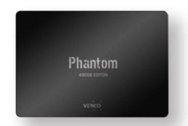 SSD Verico Phantom 3D NAND, 120GB, SATA III, 2.5