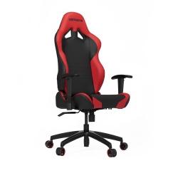 Vertagear Silla Gamer SL2000, hasta 150Kg, Negro/Rojo