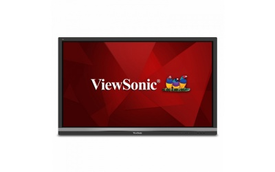 Viewsonic IFP5550 Pantalla Interactiva LED 55'', 4K Ultra HD, Widescreen, Negro