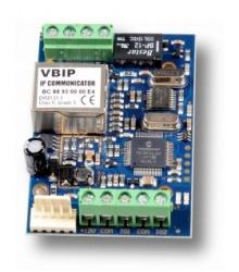 Villbau Módulo Comunicador IP VBIP para Panel de Alarma, Universal
