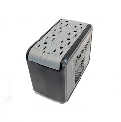 Regulador Vorago AVR-100, 1000VA, Entrada 94-150V, Salida 108-132V, 8 Contactos