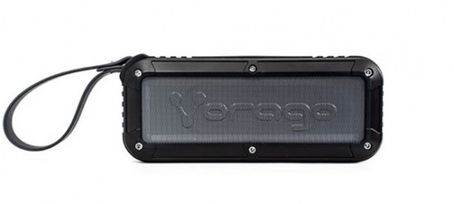 Vorago Bocina Portátil BSP-500-V2, Bluetooth, Inalámbrico, 3W RMS, USB, Negro - Resistente al agua