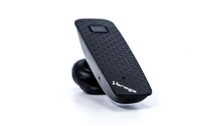 Vorago Manos Libres BTE-201, Bluetooth, Negro
