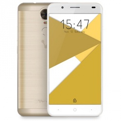 SmartPhone Vorago CELL-500-V2 5.5'', 1280 x 720 Pixeles, 3G/4G, Android 6.0, Oro/Blanco