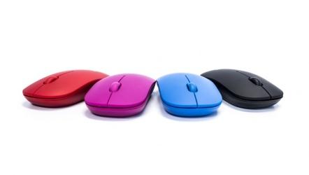 Mouse Vorago Óptico MO-205N, Inalámbrico, USB, 1000DPI, Negro