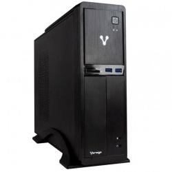 Computadora Vorago Slimbay, AMD A8 9600 3.10GHz, 8GB, 1TB, Endless OS