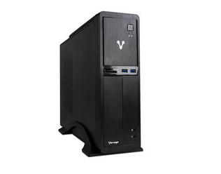 Computadora Vorago SlimBay 4, Intel Core i3-10100 3.60GHz, 8GB, 240GB SSD, Endless