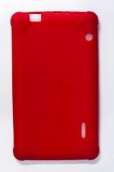 Vorago Funda de Goma TC-124 para Tablet 7'' Rojo