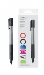 Wacom Lápiz Digital Bamboo Fineline 2 para iPad, Gris
